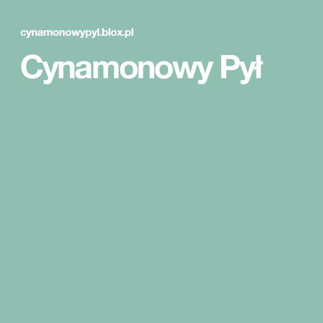Cynamonowy Pył