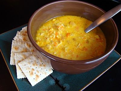 Soups and Stews on Pinterest | White bean chicken chili, Rice soup ...