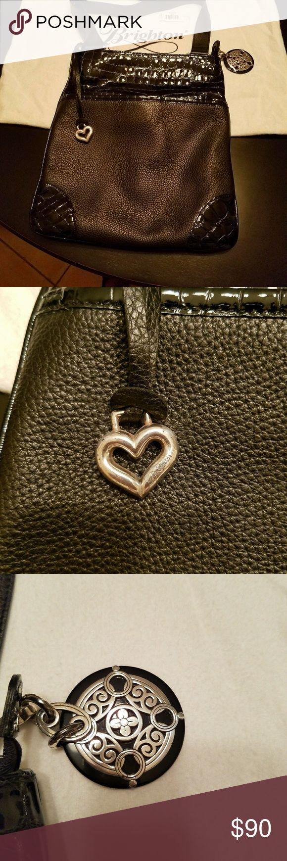 Selling this Brighton Peyton Crossbody on Poshmark! My username is: hulaberry72. #shopmycloset #poshmark #fashion #shopping #style #forsale #Brighton #Handbags