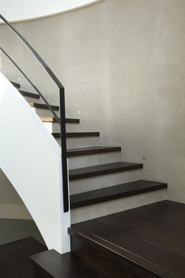 1000 idées sur le thème Escalier Beton Ciré sur Pinterest