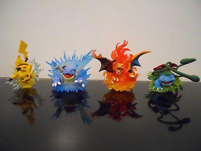 #pokemon Pokemon TCG Card Figures & Pokeballs Pikachu Charizard Blastoise Venasaur please retweet