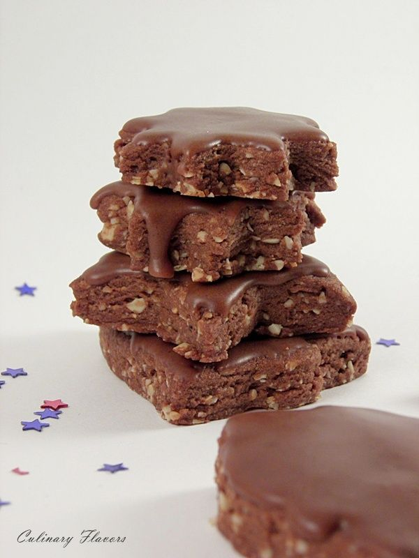Chocolate Kourabiedes 4