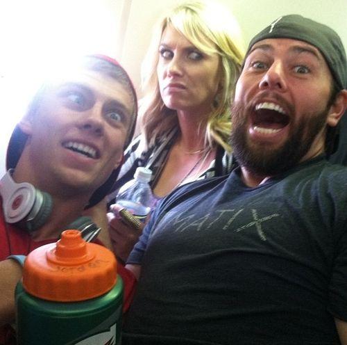 Shay Carl Carlie Styles and Logan McCay Lol Logan and Carlie