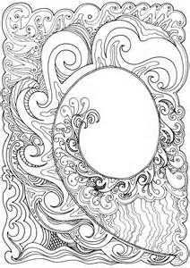 art therapy coloring pages bing images