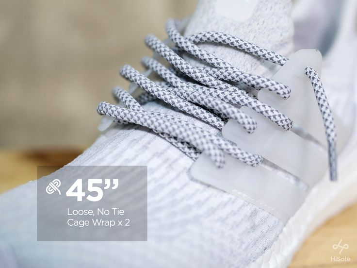 """All wrapped up with the 45"""" . . Who knew we could wrap our laces through the cage? . . Tips for boosting your Ultraboost #shoes #sneakers #adidas #ultraboost #laceswap #fashion // See more on our page : www.facebook.com/hisolethailand"""