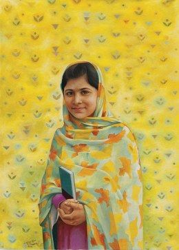 Time Person of the Year ─ Runner-up: Malala Yousafzai, the Fighter ─  She has become perhaps the world's most admired children's-rights advocate, all the more powerful for being a child herself. Her primary cause — securing Pakistani girls' access to education — has served to highlight broader concerns: the health and safety of the developing world's children, women's rights and the fight against extremism.