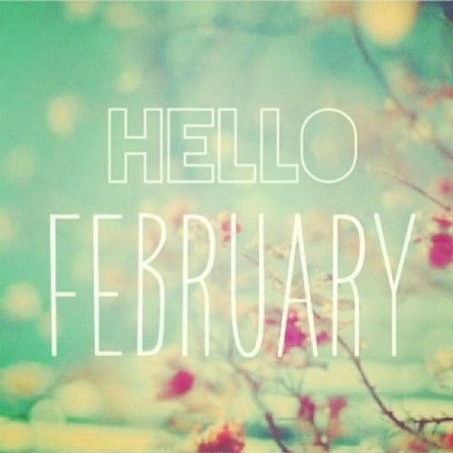 Download Free Hello February Photos, Pictures, Images, Wallpapers. Goodbye  January Hello February