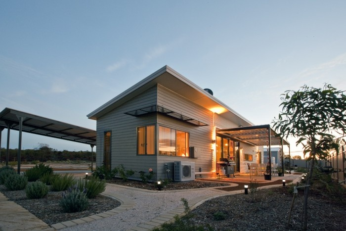Aussie Modular Solutions Home Designs. Visit www.localbuilders.com.au/builders_victoria.htm to find your ideal home design in Victoria