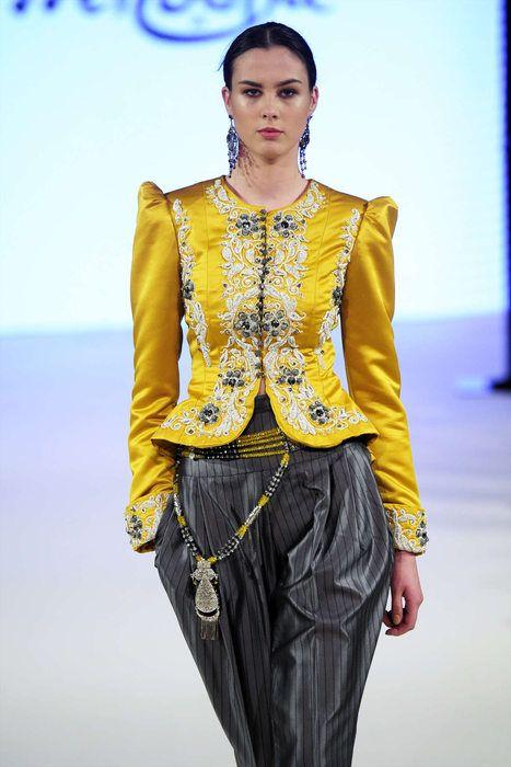 Rym Menaifi For Manouba Couture, Fall-Winter 2016, Paris, Haute Couture