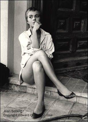 Is a cute Legs Jean Seberg  nude (38 foto), YouTube, cleavage