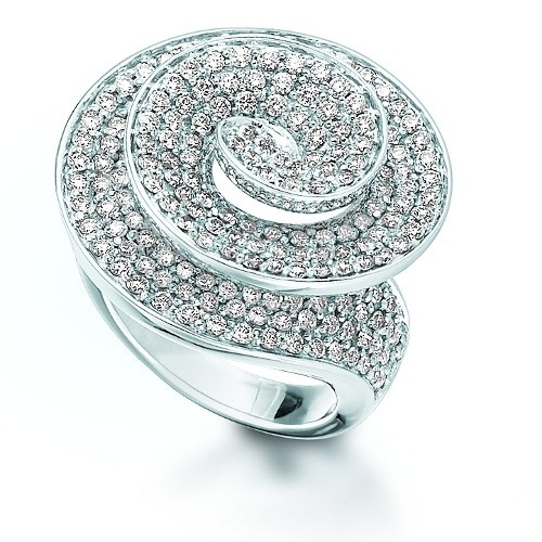 Tornado diamond #ring by Erwin Reich: Cocktails Rings, Cocktail Rings, Reich Rings, Reich Style, Tornados Cocktails, Diamonds Rings, Tornados Diamonds, Astonish Tornados, Tornados Rings