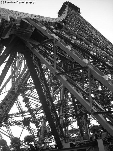 The underside of the #EiffelTower - Les Dessous de la Grande Dame in #Paris Eiffel / Paris Eiffel Tower via http://americanbphotography.tumblr.com/ ~BL~: Paris Eiffel Towers, The Following, The Big One, Below, Of The