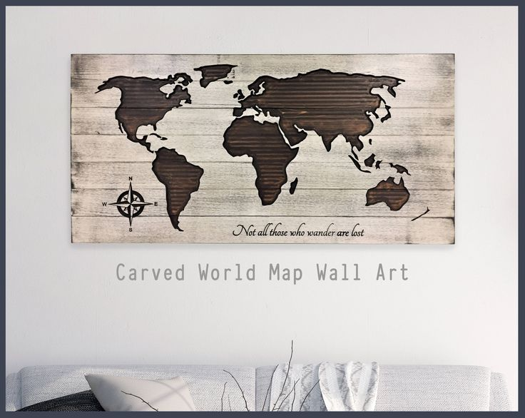 World Map Home Wall Decor, Wooden Map, World Map Wall Art, Wood Wall Art, Push Pin Map, Rustic, Vintage, Travel, Valentines Gift by HowdyOwl on Etsy