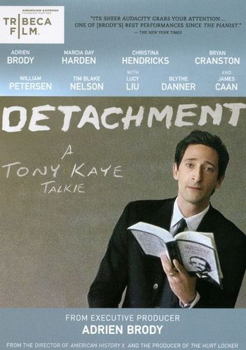 Detachment [DVD] [English] [2011]