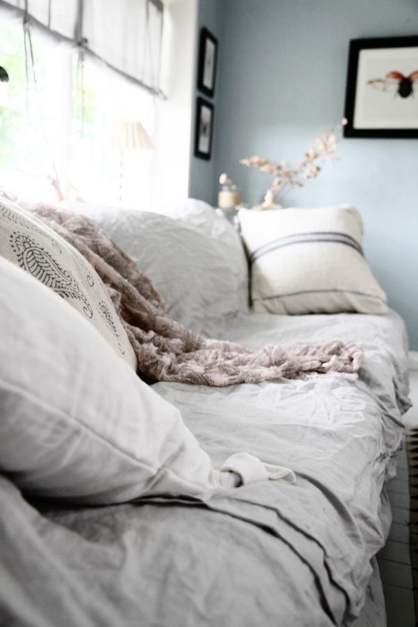Morning nap | Att Vara Någons Fru, June 2013 [Original post in Swedish]