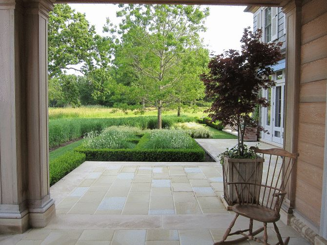 East End Residence - Hudson Berkshire LLC Landscape Design and Management