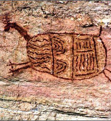 Arte rupestre, PI