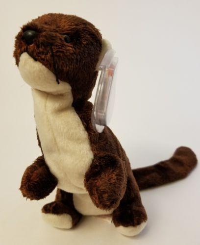 2000 Original Ty Beanie Baby Runner Ferret PE Pellet Errors Retired (eBay  Link) 81e16b05ea7