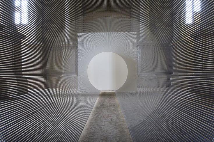Contemporary Art Blog | Zilvinas Kempinas artist from Lithuania, Tube,...
