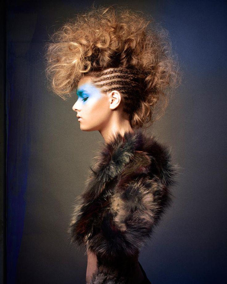 2016 NAHA FINALIST: Newcomer Stylist | Modern Salon
