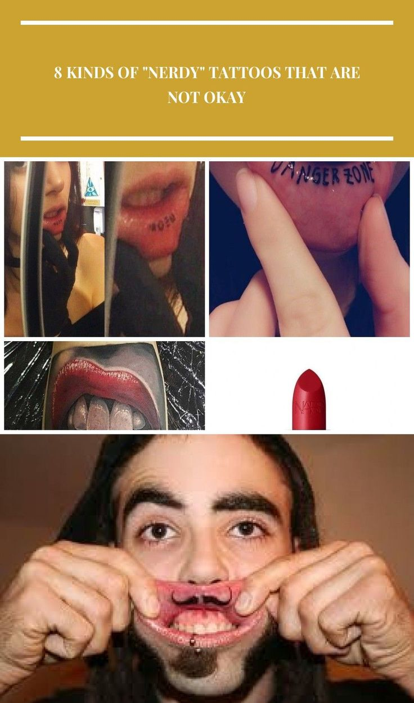 "Kendall has ""Meow"" tattooed inside her lower lip lip"