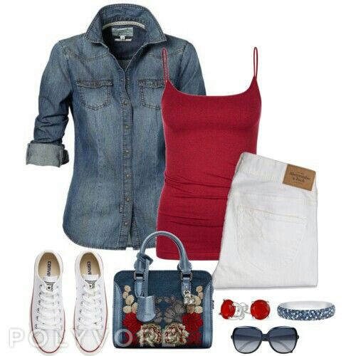 Casual outfit white converse denim jacket. Look casual e confortável, all star branco, jaqueta jeans.