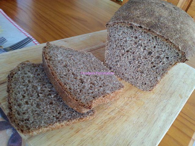 Foodie in Translation: Pane in cassetta integrale - Whole-wheat sandwich ...