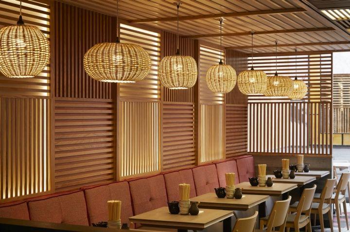 Dim T Asian Restaurant by Design Command, London – UK » Retail Design Blog
