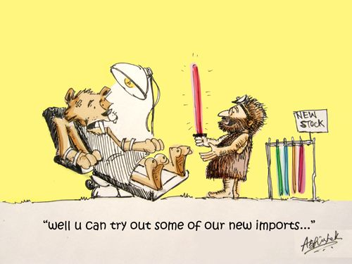 Funny Dentist Cartoons If you are considering a local dentist click on the image to learn more.