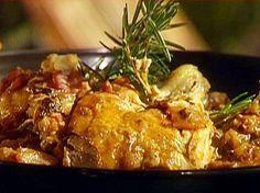 Coq Au Riesling (gestoofde Kip In Riesling) recept | Smulweb.nl