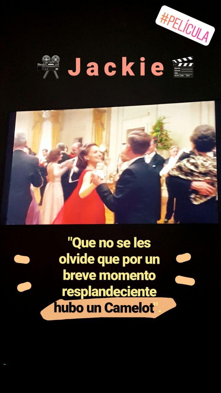 Jackie (2016)  Director: Pablo Larrain  #Película #Frases