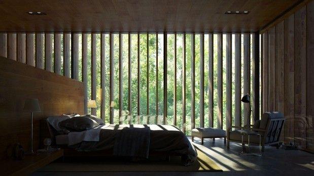 - Sleeping in the forest - Oppenheim Architecture - Scaan/Liechtenstein, 2016 by Mir