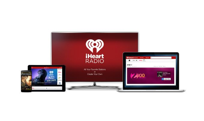 EKCKO.com: Clear Channel Says Its iHeartRadio Service Has 50M Registered Users