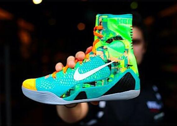 "Nike Kobe 9 Elite ""Influence"" Available 
