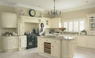 Enhance the beauty of your kitchen with the help of bespoke kitchen. To know more explore our web page.