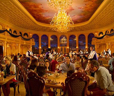 Disney World Tips and Tricks: Be Our Guest Reservation