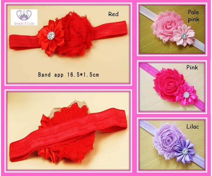 COMING SOON - 'Birgitta' headband in colours to match some of our dresses and rompers.