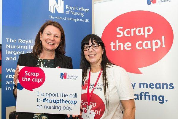 Workington MP campaigns to scrap public sector pay cap for nurses http://www.cumbriacrack.com/wp-content/uploads/2017/09/Scrapthecap-097.jpg Sue Hayman, Member of Parliament for Workington, has backed the growing campaign for the Government to scrap the 1 per cent cap on public sector pay    http://www.cumbriacrack.com/2017/09/07/workington-mp-campaigns-scrap-public-sector-pay-cap-nurses/