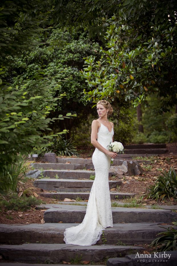 Duke Gardens Bridal Portraits Edu