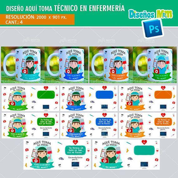 Design for Mugs aqui toma el mejor ENFERMERO para tazas, ENFERMERA, diseños para enfermeros, taza enfermera, Nurse, Salud #enfermeria #salud #health