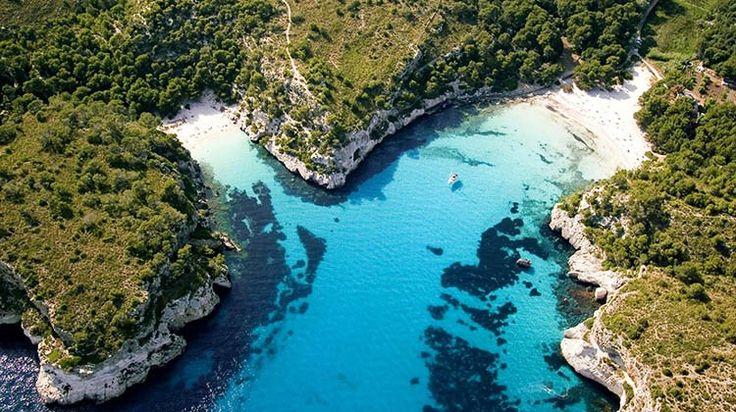 Guía de las mejores calas y playas de Menorca