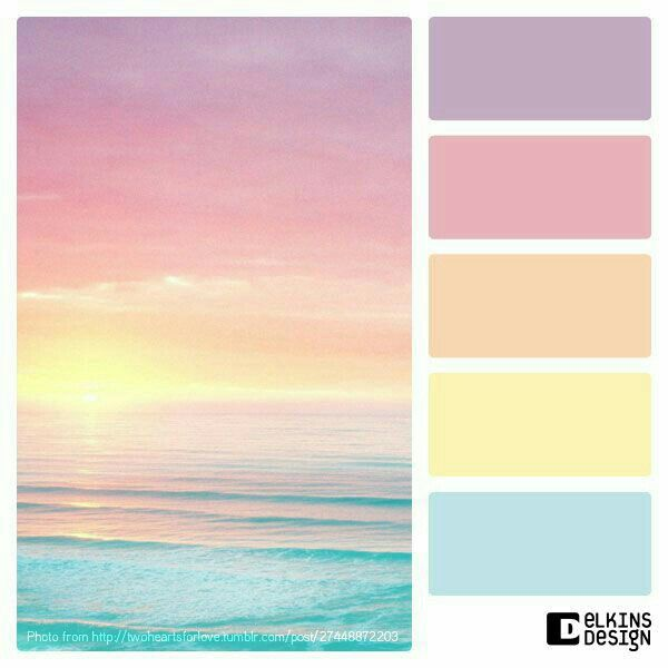 Pastel Sunset Ocean Rainbow --- another one where the right would need to be cropped prior to use, but it certainly is a lovely image!  (It would also work well as a background)