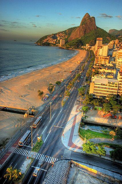 Ipanema, Rio de Janeiro, Brazil                                                                                                                                                                                 Mais
