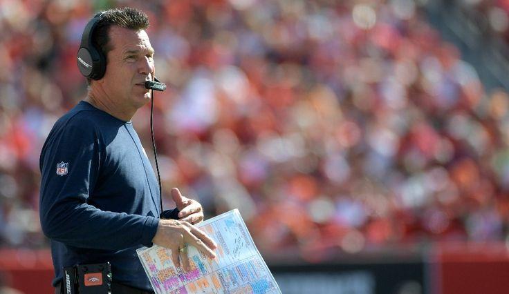 Denver Broncos Coach Gary Kubiak Hospitalized After Losing To Falcons