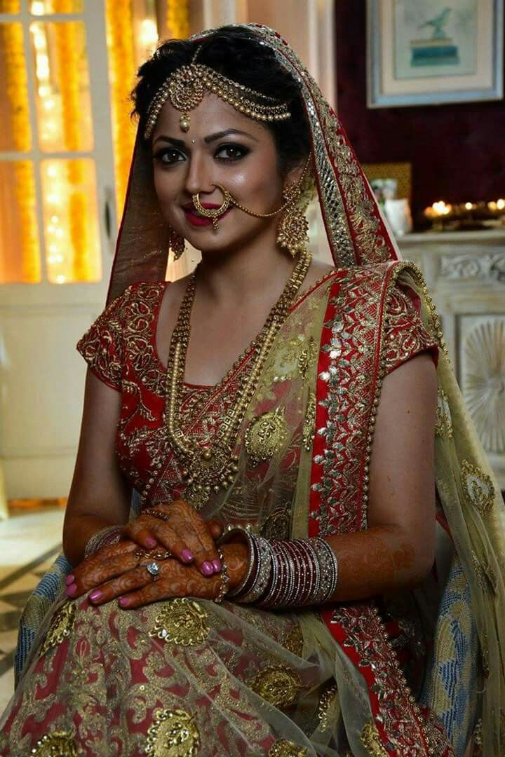 Naina❤️  Pardesmeinhaimeradil  Most beautiful bride in Indian television !