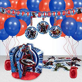... party on Pinterest  Avengers birthday parties, Avenger party and