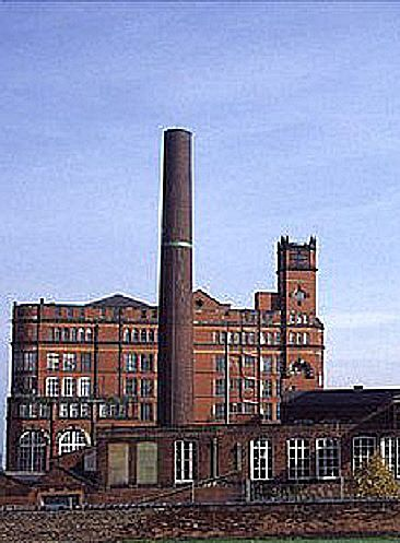Swan Lane Mills in Bolton, Greater Manchester.