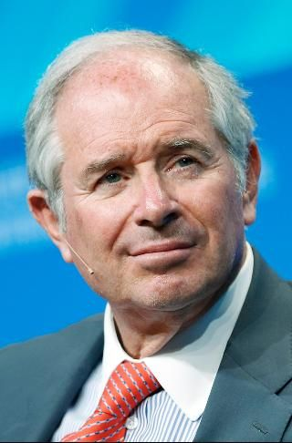 Stephen Schwarzman, Chairman and CEO of Blackstone Group