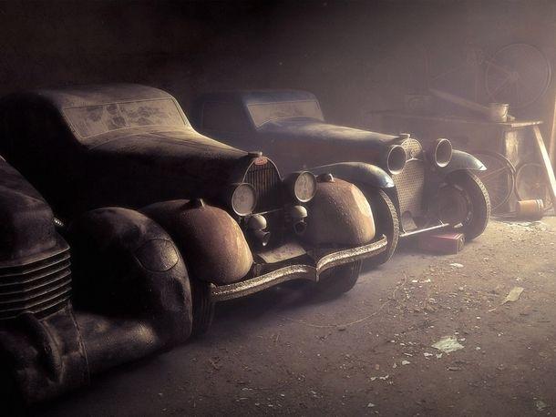 310 best c bugatti images on pinterest vintage cars for Garage auto goussainville