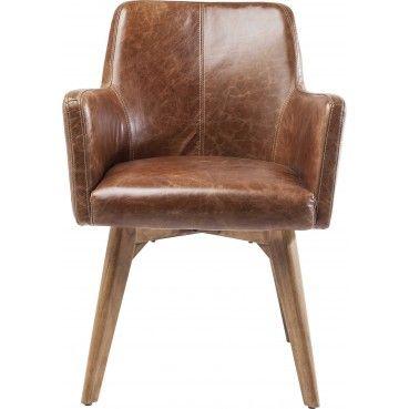 Chaise avec accoudoirs Ohio Kare Design